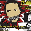21. T3-Kingz ft. Cecil Williams a.k.a Panhandle Slim - Just a Family Man prod. Raisi K