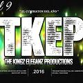 CD vol 6 The Kingz Eleganz Productionz Buena Musica Oficiial