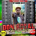 INTOXXICATED RIDDIM MIX-DON ROYAL