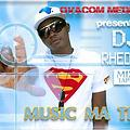 DJ RHEDO TEXAS HARD MIXTAPE