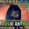 cidpro ft bliz b -love the way you do prod.by(iamblizzb)