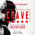 "Crave ""new flame edition""At Time"