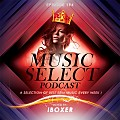 Iboxer Pres.Music Select Podcast 194 Max 125BPM Edition