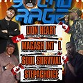 SOUND RAGE CLASH @ HICKORY HOUSE SCARBOROUGH CANADA 9 FEB 2K13