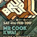 BRUK UP PROMO MIX FEB 2017 MIXED BY MR COOK