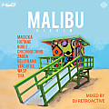 DJ RetroActive - Malibu Riddim Mix [H20 Records:ZJ Liquid] July 2017