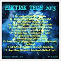 ELKTR!K TECH 20!3 - DJ GREG