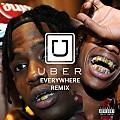 Travis Scott - Uber Everywhere (Remix) (HQ)