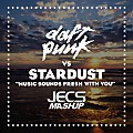 ´´Music Sounds Fresh With You [JECS Mashup Cut]´´ by Daft Punk vs. Stardust