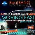 Ucee Black- Moving fast ft Skales [prod by Suka] [Rimz & Beatz theme song]