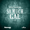 Vybz Kartel – So Much Gal (Raw – Adidjahiem Records