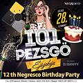 2018.07.28. -12th Negresco Birthday Party
