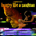 rappy ft A.R. Rachman VS Metallica VS Duran Duran-Hungry Like A Sandman