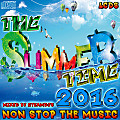 The Summer Time 2016 Non Stop The Music Cd-3 Techno House