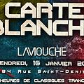 Kevin Brown LIVE @ Carte Blanche Old School Trance 2015 (16 Jan.)