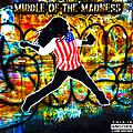 VA - Middle Of The Madness Vol.1 (Mixed By J.One) 2014