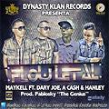 Flow Letal - Maykell Ft. Dary Joe, A Cash & Hanley (Intro 2014) Prod. @PabloskyMusik