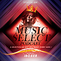 Iboxer Pres.Music Select Podcast 209 Max 125 BPM Edition