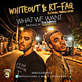 What We Want ft Theresa Payne (CLEAN)