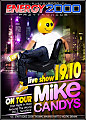 Energy 2000 (Przytkowice) - Mike Candys Live Show (19.10.2012)up by yot84