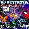 Electric Sparks 226 Mixed By DJ DestroyD (Trance Vs. Electro Part 02)