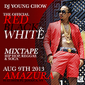 DJ YOUNG CHOW RED BLACK WHITE BDAY BASH PROMO MIX