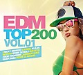 Edm Top 200 Vol.1 Cd2