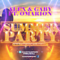 Alex Y Gaby Ft Omarion - Summer Party (Prod By Fade El Que Pone La Presión) (Www.FlowHot.Net)