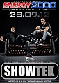 Energy 2000 (Przytkowice) - Kings Of Hardstyle pres. SHOWTEK (28.09.2012) Part 2 up by PRAWY - seciki.pl