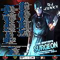 DJJUNKY - THE MIXTAPE SURGEON DANCEHALL MIXTAPE