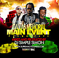 Dallas Memorial MAIN EVENT Promo CD