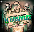 J Alvarez Ft Alexis Y Fido - El Business (Official Remix)