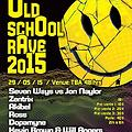 Seven Ways vs. Jon Naylor LIVE @ Old School Rave 2015 #ACIDMAN (May 29)