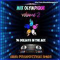 Mix Olympique Volume 2 (Mixed By Team MDM)