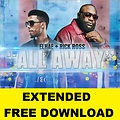 Elhae - All Away (Dj Kevin Volpato Extended) Feat. Rick Ross & Tory Lanez