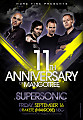 11th Anniversary of Mangotree Sound - Supersonic Round