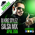 Salsa Mix April 2016