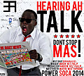 Erphaan Alves - Hearing Ah Talk (Soca 2014)