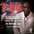 MISTER CEE WBLS HOTTER THAN JULY MASTERMIX WEEKEND 7/4/17 NYC