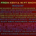 BEATS FROM KENYA 16 -DJ SEANJAY FT SNOWFLAKES