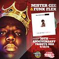 MISTER CEE & FUNK FLEX BIGGIE READY TO DIE 20TH ANNIVERSARY MIX 9/13/14 HOT 97 NYC