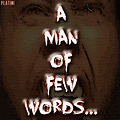 A Man Of Few Words EP(1)