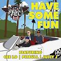Pitbull Feat. Juicy J & CeeLo Green - Have Some Fun (CDQ) ( 2o14 ) [ www.MzHipHop.com ]