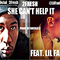 She Cant Help It (Feat Lil Fade) [Prod By Dre]