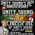 Unity Sound's 15th Anniversary : Part 5 - Crossfire (Unity Sound : Japan-USA)