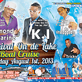 Karnival On de Lake Boat Cruise 2013 promo mix