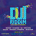DJ RetroActive - DUI Riddim Mix [Cr203 Records] February 2014