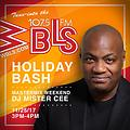 MISTER CEE WBLS HOLIDAY BASH MASTERMIX WEEKEND 11/25/17 NYC