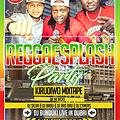 DJ BUNDUKI LIVE IN DUBAI SEP 2017 REGGAE SPLASH PARTY