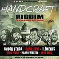 HAND CRAFT RIDDIM MIX 2015-SELEKTA EVANS